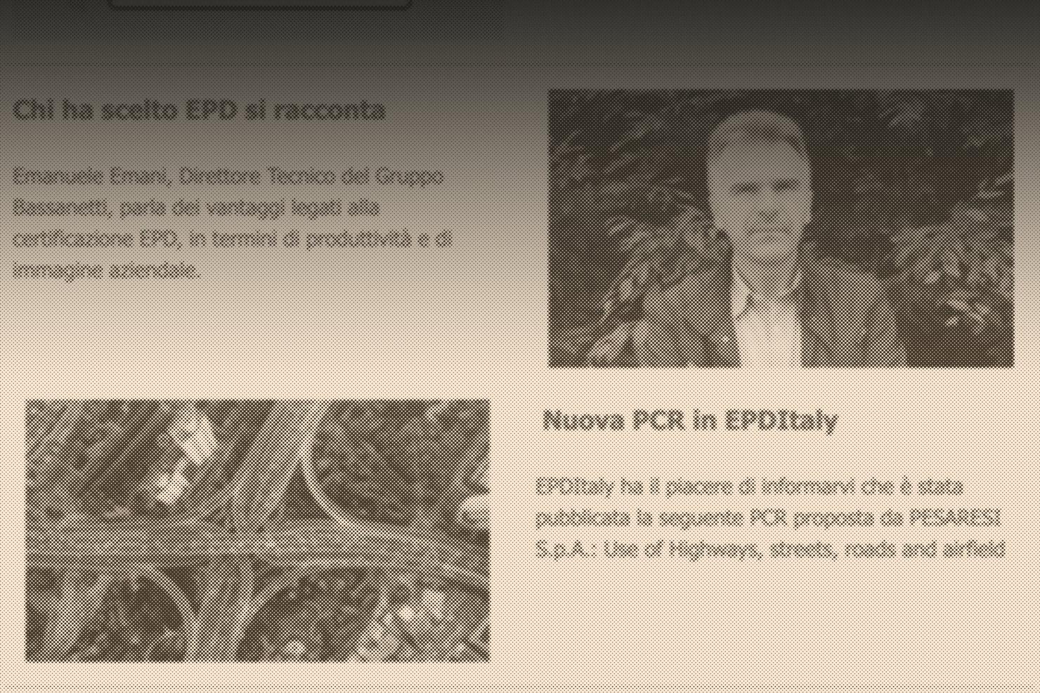 Chi ha scelto EPDItaly si racconta: Gruppo Bassanetti